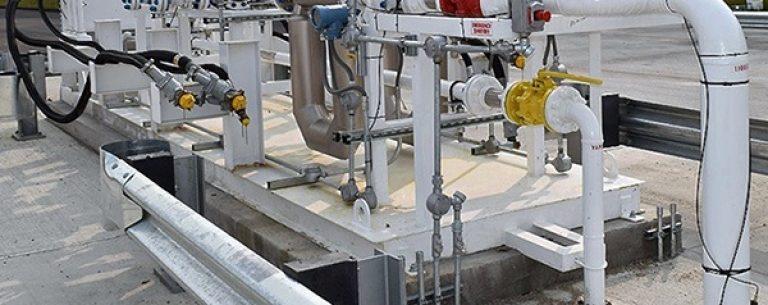 Metering Skids